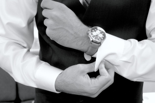His watch